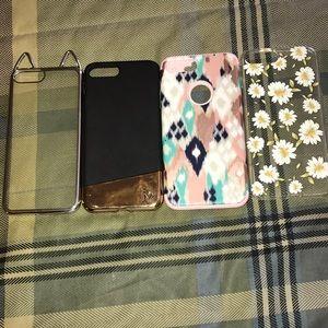 iPhone 7 plus cases !! 📱